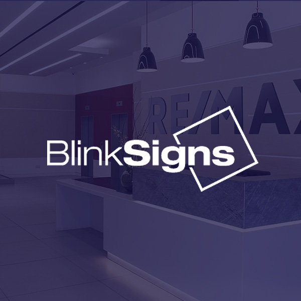 Blink Signs