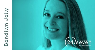 24/seven Podcast: Trailer - Introductions with Bondilyn Jolly