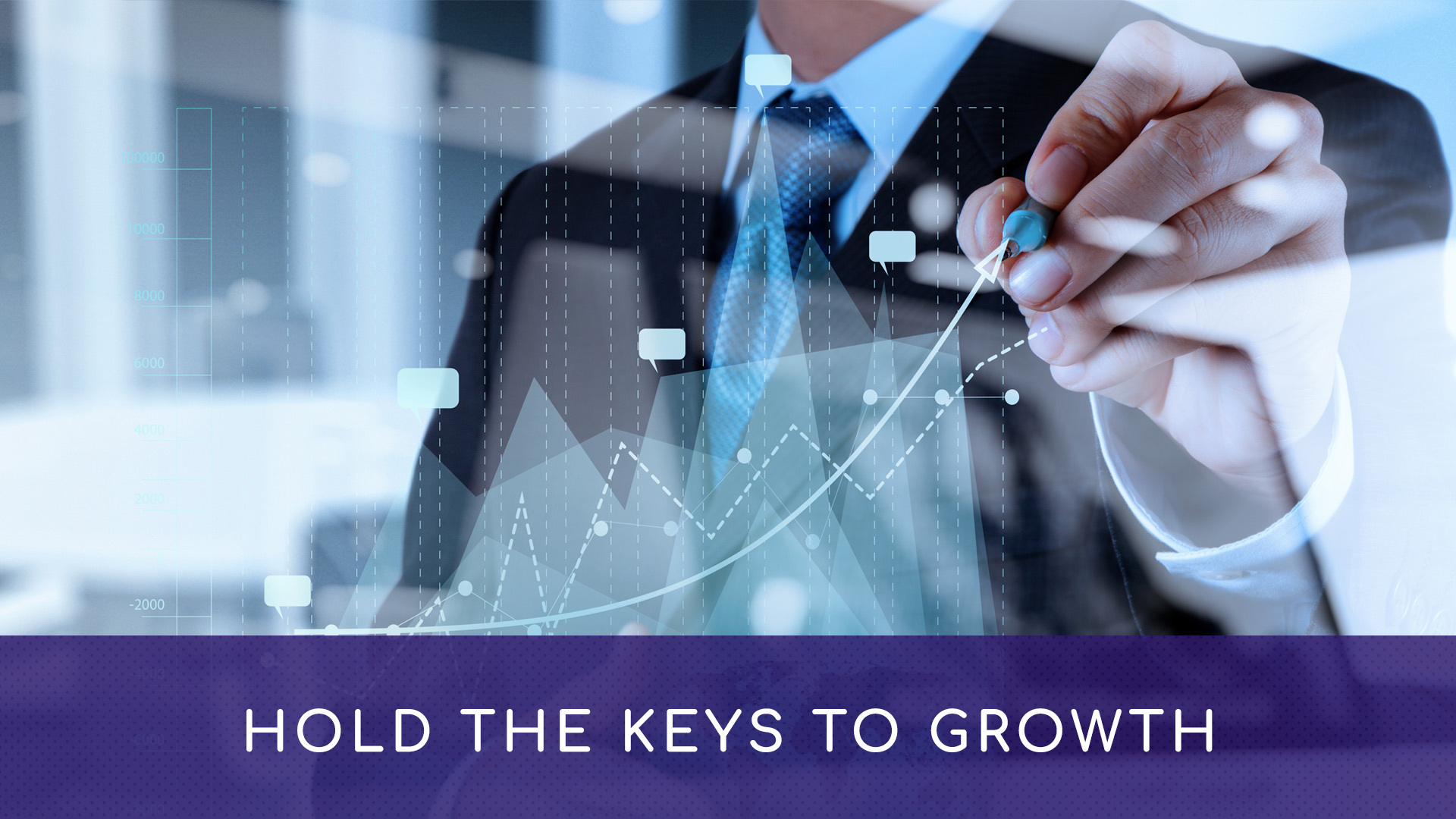 Hold the Keys to Growth