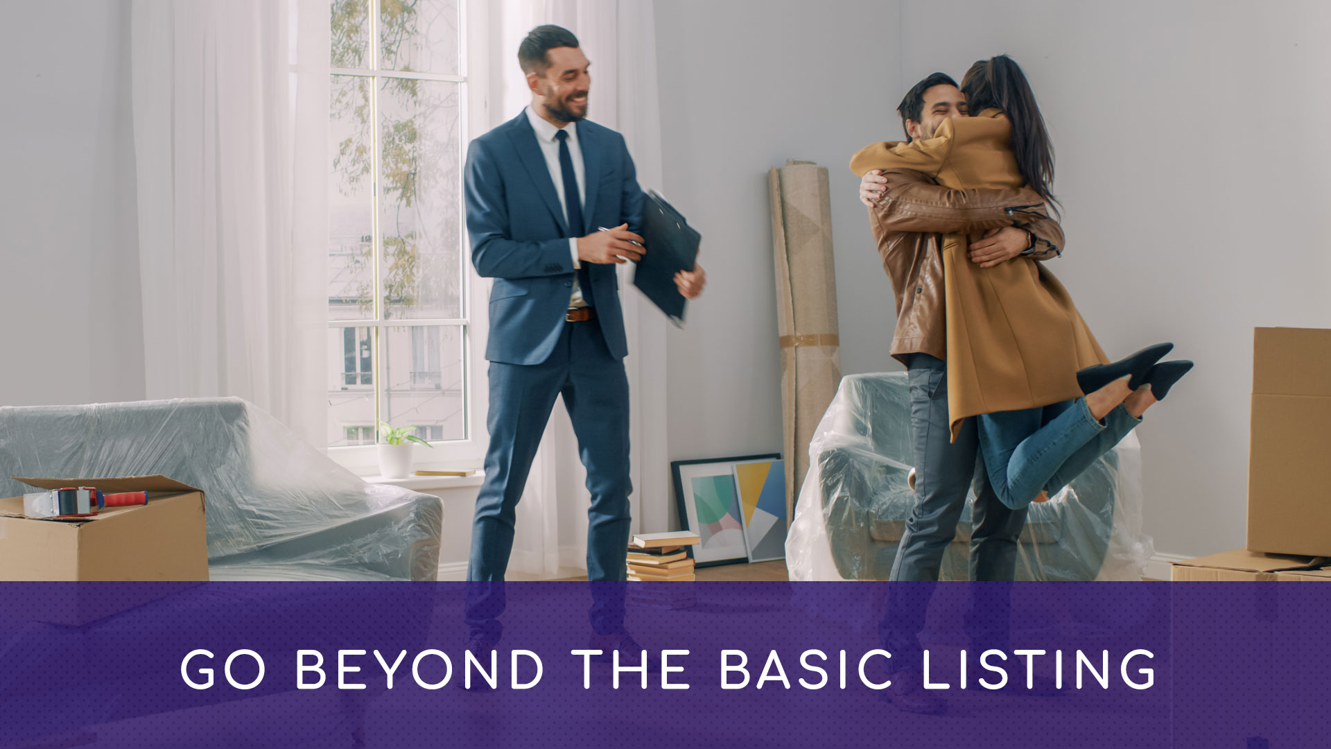 Go beyond the basic listing