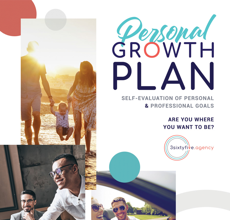 3sixtyfive.agency's Personal Growth Plan